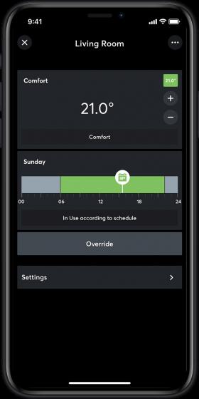 loxone-app-heating-control