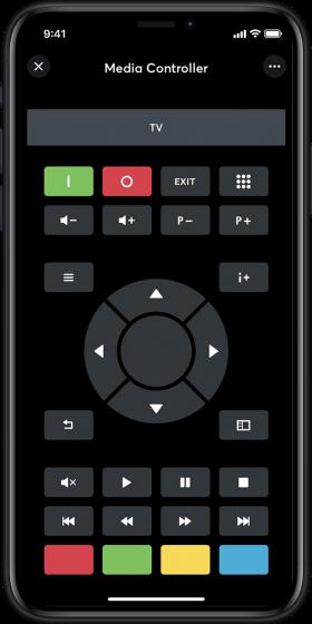 loxone-app-media-controller
