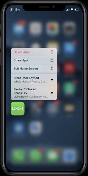 loxone-app-quick-actions